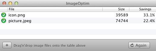 imageoptim per mac